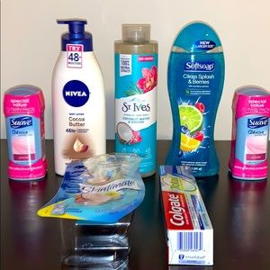 Women's Personal Care Bundle